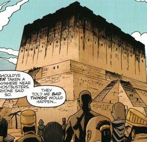Ziggurat Temple of Tiamat