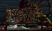 The CarnEvil's Rickety Town