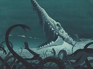 The Whale Skeleton