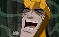 Loki's laugh