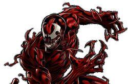 Carnage Spider Man creepy