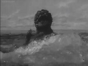 First Godzilla RIP by Oxygen Destroyer