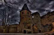 The Frankenstein Castle
