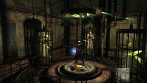 The Angel Creation Laboratory