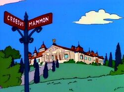 Mammon Street