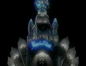 Empress Rita Repulsa's Moon Palace
