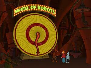 The Wheel of Robots