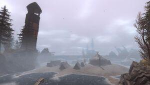 The Raven Cliff Beach