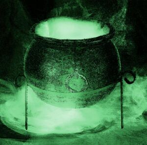 Witch's Cauldron