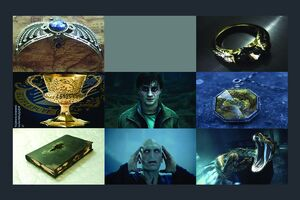 Lord Voldemort's Horcruxes