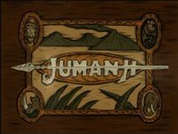 Jumanji board game (animated series)