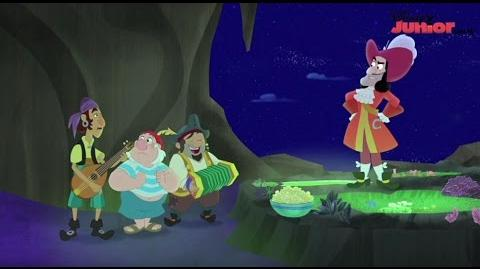 Jake and the Never Land Pirates Music Time - Destroy the Book - Disney Junior Official