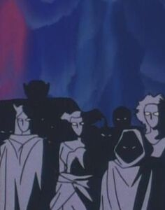 People of the Negaverse