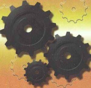 Mechanical Black Gears