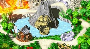 The Lost World Environment