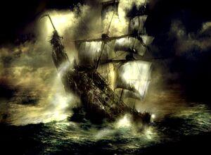The De Vliegende Hollander Ship