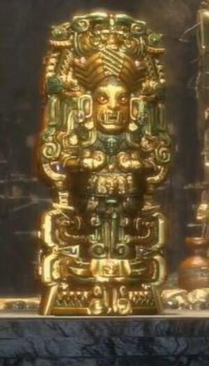 The El Dorado Sarcophagus