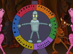 The Wheel of Punishments