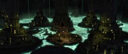 The Nightsister Fortress