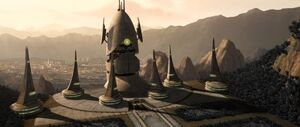 Count Dooku's Palace