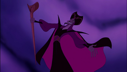 Jafar Rising to Power Again