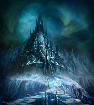 The Icecrown Citadel