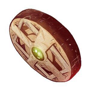 Sacred Amulet