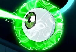 Emerald Eye DCAU