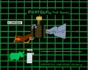 Meat Gun