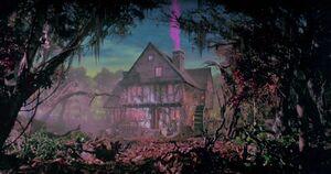 The Sanderson Sisters' Cottage