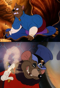 Warren T Rat as a Rat