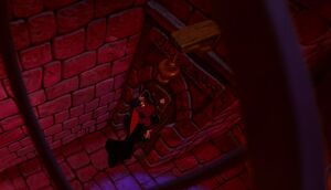 Inside Jafar's Lair