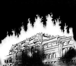 Dark Kingdom of the Negaverse