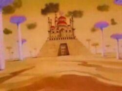Pilaf's Castle