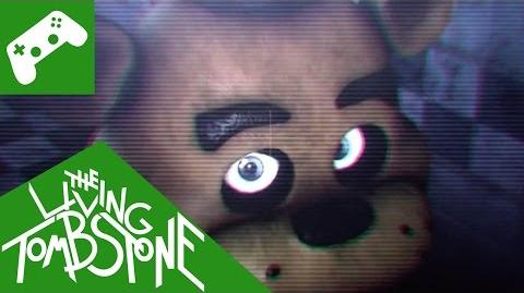 Five Nights at Freddy's 3 Song (Feat
