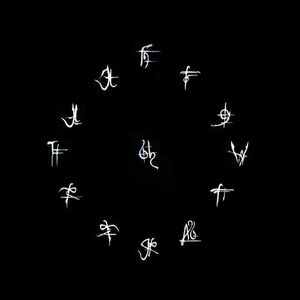 The Black Zodiac Signs