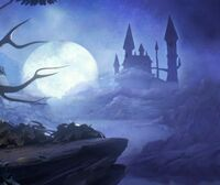 Eerie Castle of Illusion