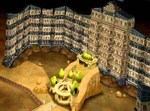 Natural Harmonia Gropius' Castle