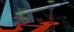 The Illudium Q-36 Explosive Space Modulator
