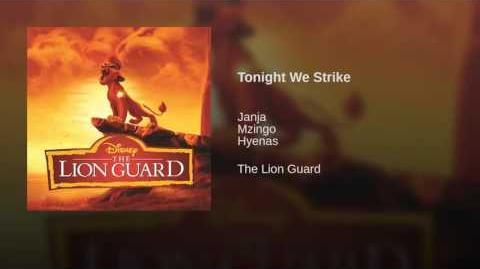 Tonight We Strike