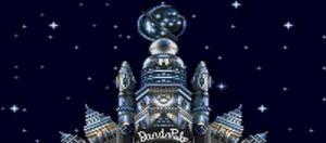 Rita Repulsa's Moon Castle