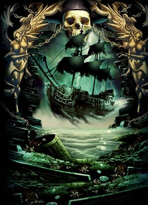 The Flying Dutchman Ship