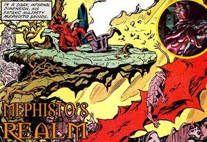 Mephisto's Hell
