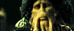 Davy Jones's despair