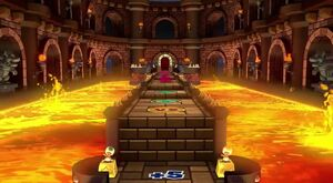 The Chaos Castle's Throne Room