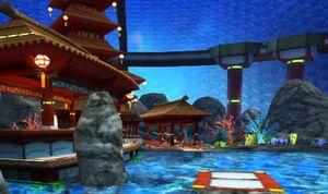 The Aquarium Park