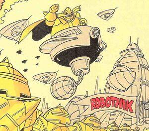The First Robotnik War