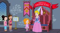 The Meet A Princess Hall