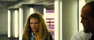 Car Jacking Girl (played by Annalynne McCord) The Transporter 2 38