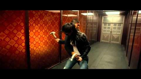 The Raid 2 Rama Vs. Hammer Girl & Baseball Bat Man Fight Scene HD-0